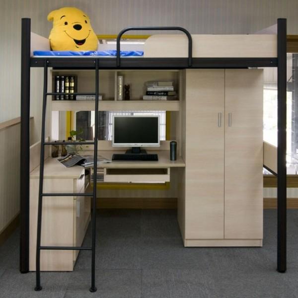 <h4><strong>鋁合金床、衣櫃、書桌、書櫃、吊抽</strong></h4>
